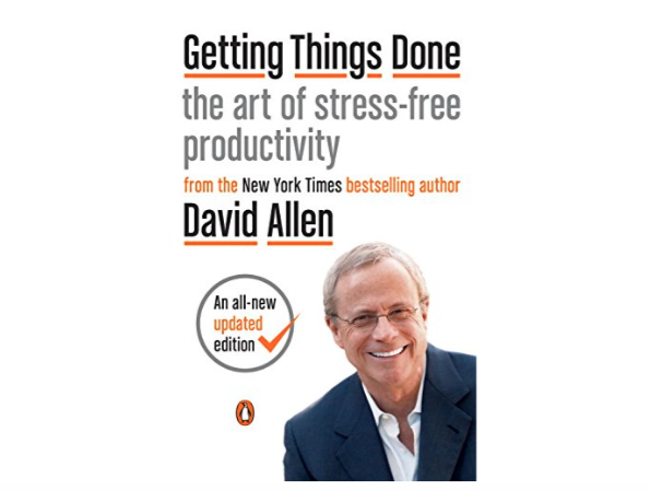 Book Recommendation: Getting Things Done