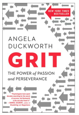 Book Recommendation: Grit