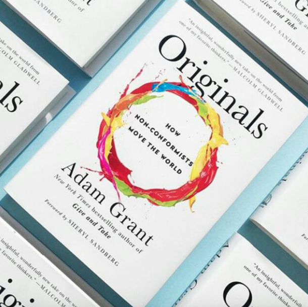 Book Recommendation: Originals