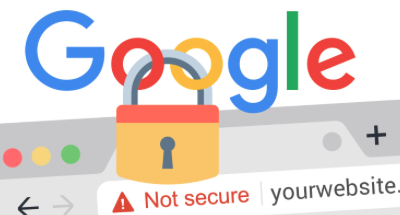 Be sure your website is SSL certified